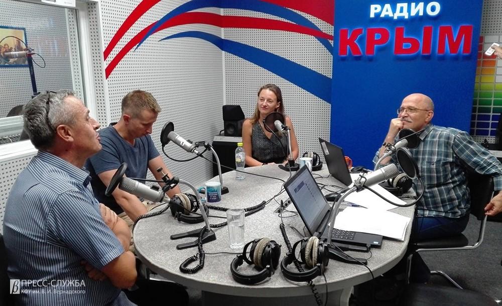 меняет смотреть фото сотрудников радио крым занимается
