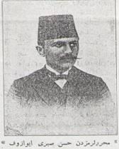 Айвазов Асан Сабри