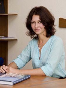 Спильная Ольга Олеговна