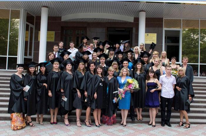 выпускники кафедры туризма