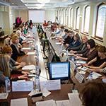 круглый стол под названием «Современное состояние и перспективы издательского дела в Крыму»