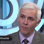 Шевкет Юнусов в программе «Миллий къайгъылар»